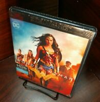 Wonder Woman (4K Ultra HD Blu-ray)Brand NEW (Sealed)-Free Shipping with Tracking