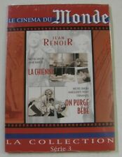DVD LA CHIENNE / ON PURGE BEBE - Jean RENOIR - NEUF