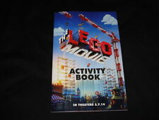 THE LEGO MOVIE ACTIVITY BOOK - BRAND NEW – Great Party Favor