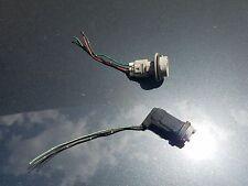 ACURA INTEGRA PIGTAIL PLUG CONNECTORS FRONT BUMPER MARKER SIGNAL CORNER LIGHT