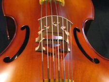 """Rare baroque style (7×7 )14 strings concert 4/4 cello (viola da gamba 30"""")"""