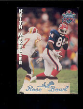 1993 Heads & Tails KEITH MCKELLER Buffalo Bills Super Bowl XXVII Card