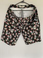 Ezekiel Men's Floral  Shorts  W36