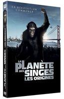 La planète des singes, Les origines DVD NEUF SOUS BLISTER