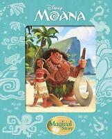 Disney Moana Magical Story, Parragon, Very Good Book