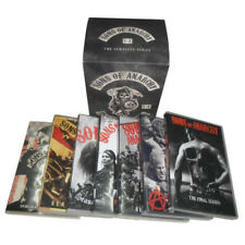 Sons of Anarchy:Complete Series Seasons 1-7 (DVD,30-Disc)Seasons 1 2 3 4 5 6 7