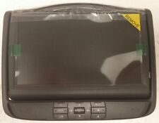 Ford Lincoln headrest LCD video display screen DVD player B. RSE rear seat. SL7