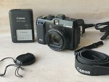 Canon PowerShot G1 X 14.3MP Digital Camera - Black With Leather Case
