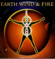 Earth, Wind & Fire Vinyl LP Columbia Records 1983, TC-38367, Powerlight ~ VG