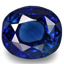 2.00-Carat Rare VVS Unheated Royal Blue Sapphire (GRS-Certified)