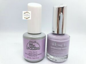 IBD DUO Gel Polish The New Neutrals Collection 0.5oz x2 Bottles
