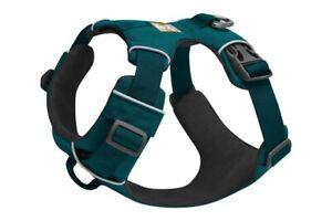 Ruffwear Front Range Dog Harness 30502/417 Tumalo Teal NEW
