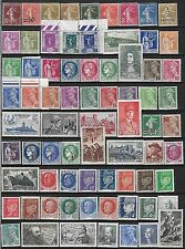 Timbres France neufs superbe lot