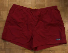 "VINTAGE 90S PATAGONIA RED RIVER BAGGIES SHORTS SWIM TRUNKS MENS XL 3.5"" INSEAM"