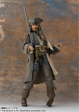 Pirates of the Caribbean Jack Sparrow 6 '' PVC  Action Figure Toys Model In Box