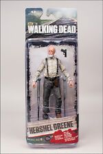 "HERSHEL GREEN THE WALKING DEAD TV SERIES 6, 5"" ACTION FIGURE MCFARLANE TOYS"