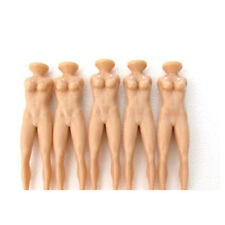 10Pcs Novelty Nude Lady Golf Tees Model Beauty Ball Nails Golf Accessories