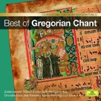 BEST OF GREGORIAN CHANT (CC) CD NEU