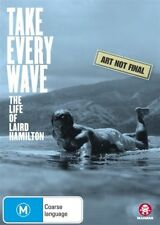 The Take Every Wave - Life Of Laird Hamilton (DVD, 2018)