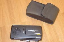 VDO Precision Micro Cassette Dictaphone (40) défectueux