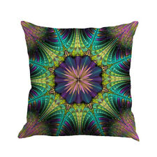 Geometry Colorful Boho Cushion Cover Throw Vintage Pillow Case Sofa Home Decor