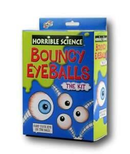 Horrible Science - Bouncy Eyeballs