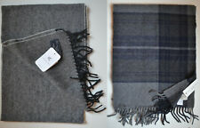 NWT Italy Mens Wool Blend Scarf