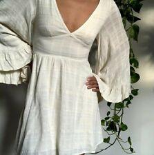 Boho mini dress UK S