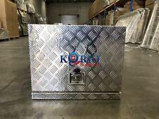 Aluminium Generator Tool Box 615Lx400Wx500H Camper Caravan UTE/Car/Truck Toolbox
