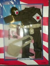 """Soldiers Of The World War 2 Medical Corpsman WWII 12"""" 1996       17"""