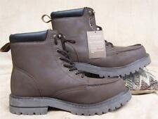 HIKING BOOTS Rugged BROWN Work SHOES Trail Backpacking Sonoma Max NWOB $75