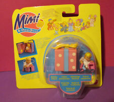 Polly Pocket Mini NEU ♥ Mimi & the Goo Goos ♥ Mimi and her Birthday Present ♥NEW