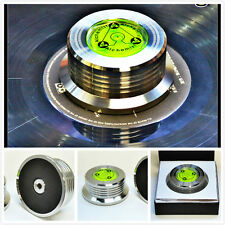 LP001 Stainless Steel 750g Record Weight LP Disc Stabilizer Turntable Clamp HiFi