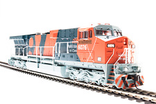 "Broadway Limited 4783 GE AC6000, BHP Iron Ore #6073 Bubbles ""Fortescue"" Sound"