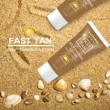Self Tanning Lotion Cream Women Body Beauty Cosmetic for Sun Sensitive Skin Care
