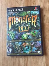 Monster Lab PS2 Sony PlayStation 2 Cib Game XP1