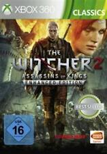 Xbox 360 The Witcher 2 Enhanced Edition Assassins of Kings Neuwertig