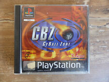 Sony ps1 juego-cyball Zone