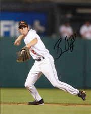 "Brandon Fahey Autographed Baltimore Orioles 8"" x 10"" Photo, COA Certification."