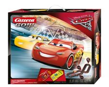 Carrera GO!!! Disney/Pixar CARS 3 Fast Friends 1/43 slot car race set 62419