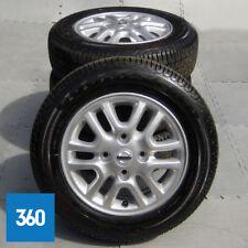 "NEW GENUINE NISSAN NV200 14"" 6 DOUBLE SPOKE ALLOY WHEEL SET GOODYEAR GT3 TYRES"