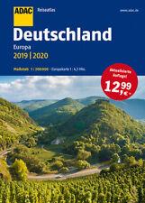 ADAC Reiseatlas - Deutschland, Europa 2019/2020 (Portofrei)