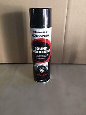 HiChem / Motospray / Rustoleum Sound Deadener Black, Underbody Aerosol 400g