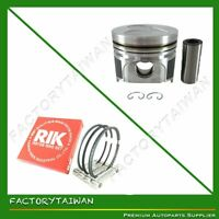Piston + Ring Kit Set Oversize 78mm (+0.50mm) for Kubota V1505-T