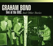 Graham Bond - Live at BBC & Other [New CD] Rmst, Germany - Import