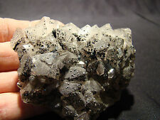 Beta Quartz w/ Specular Hematite - England, 37-3