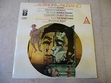 "DA ALBINONI AD ALBANO EMI""disco 33 giri EMI 1967-NOMADI/RENEGADES/ADAMO/BECAUD-"