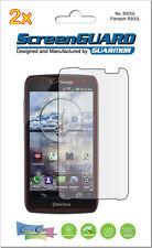 2x Pantech Perception R930L Clear LCD Screen Protector Guard Shield Cover Film