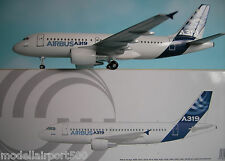 Hogan Wings 1:200 Airbus A319 Airbus HOUSE COLOR COMO 06 + Herpa Wings catálogo