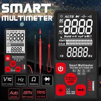"🔥 3.5"" LCD ADMS9CL Smart Automatic Digital Multimeter 3 line Voltage"